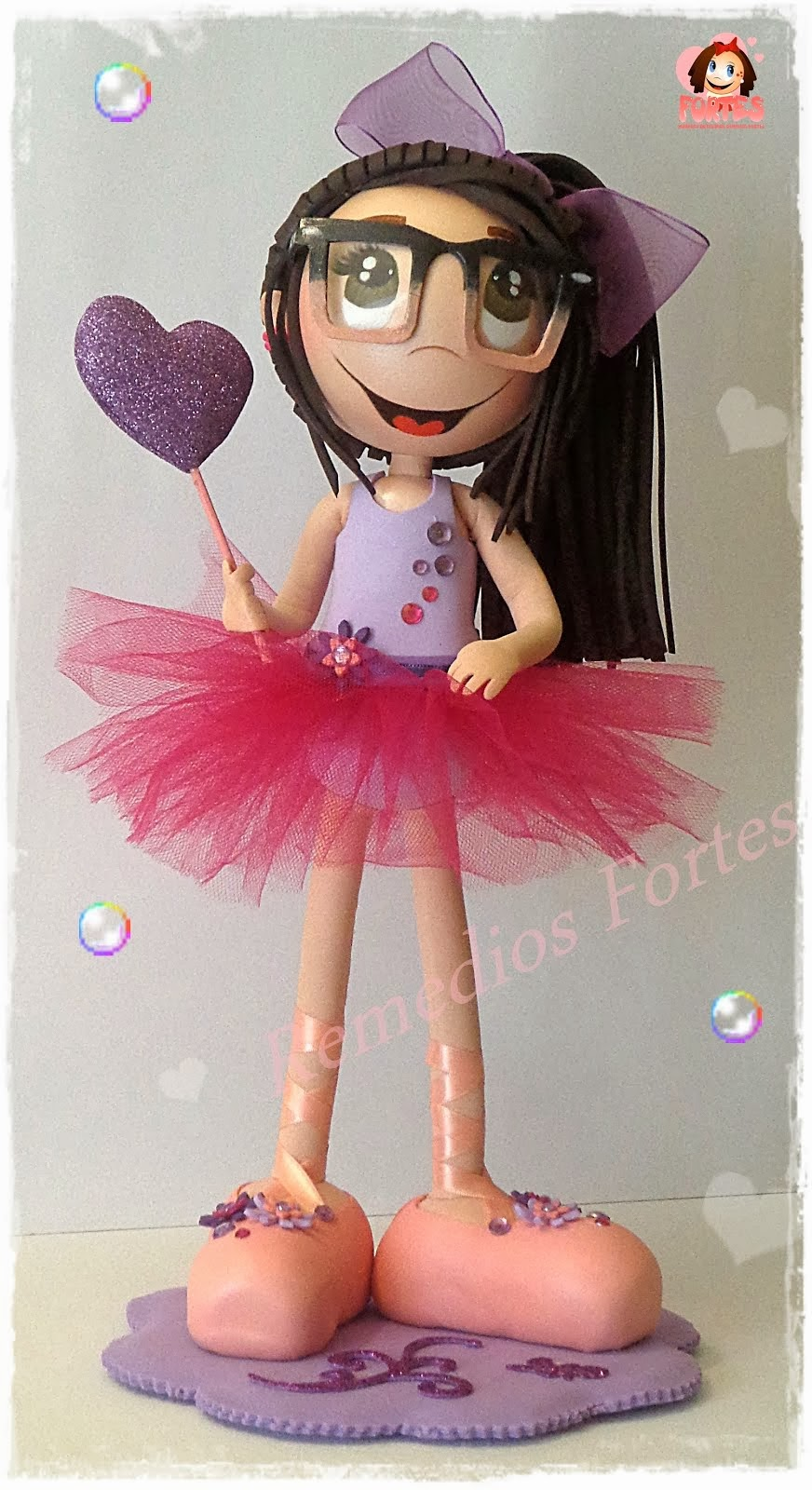 Bailarina Laura