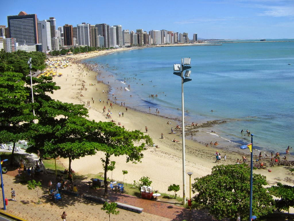 Attractions in Fortaleza