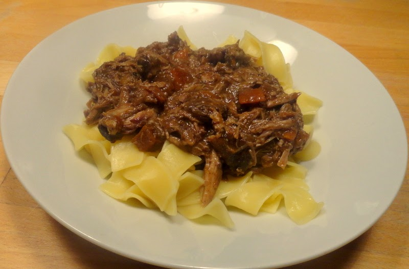 The Brussels Cook(er): Sumptuously delicious duck ragu
