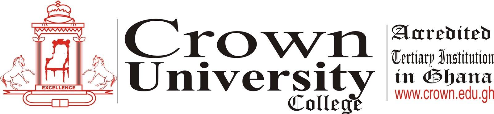 Crown University College, www.crown.edu.gh