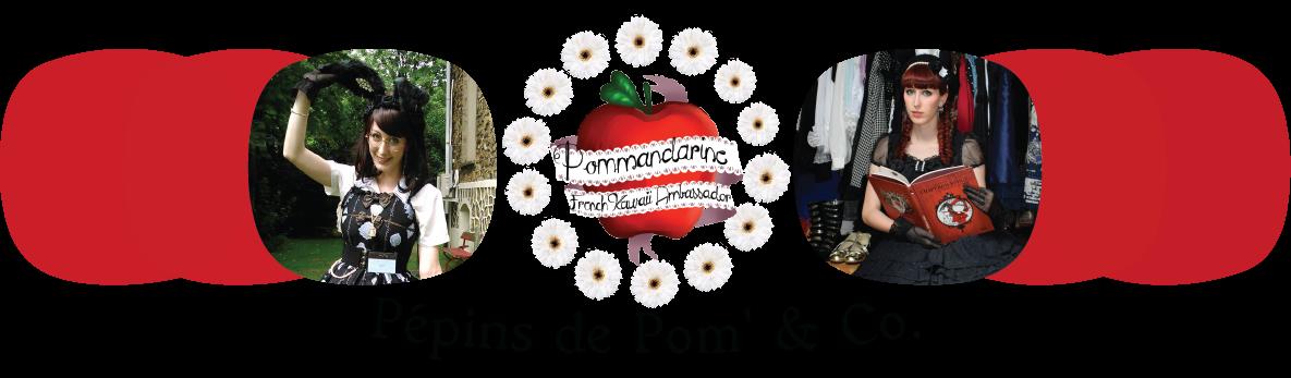 ♥ Pépins de Pom & Co. ♥