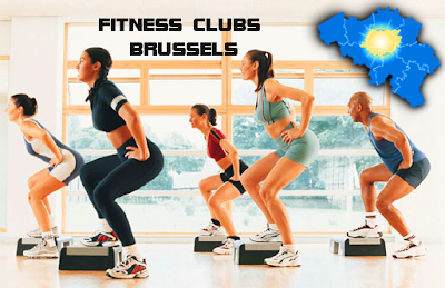 fitness clubs centra brussel
