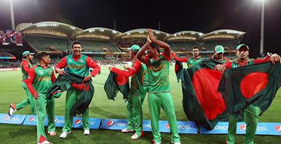 ICC World Cup-2015, Bangladesh
