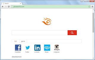 PieSearch.com screenshot