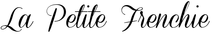 La Petite Frenchie - blog mode