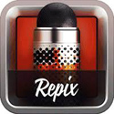 Repix - Remix & Paint Photos Icon Logo