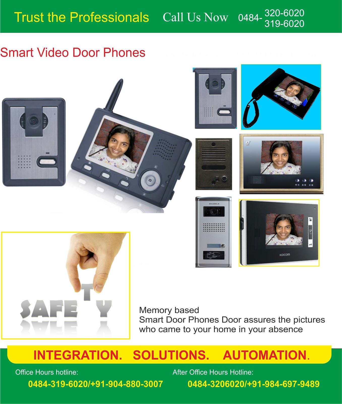 Global e-Solutions: Video Door Phones in india