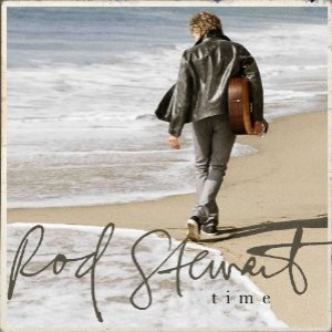 Capa do álbum Rod Stewart – Time (2013)