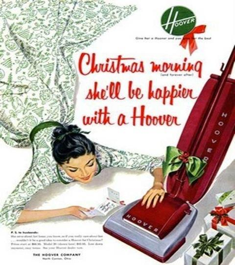 vintage hoover christmas ad - Day After Christmas Ads