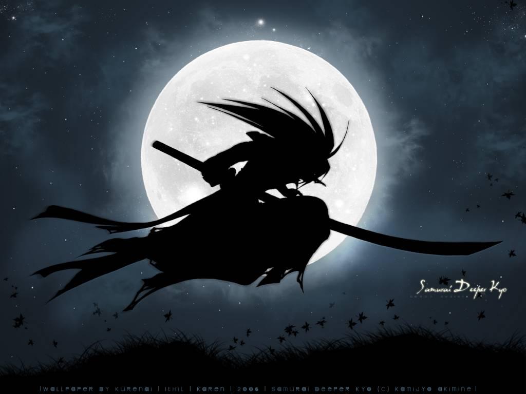 Samurai Deeper Kyo Anime wallpaper 1080p (1024 x 768 )