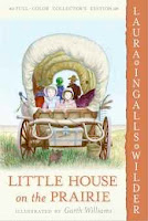 bookcover of Little House in the Big Woods  by Laura Ingalls-Wilder (The Laura Years - Little House on the Prairie)