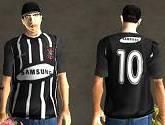Camisa do Corinthians para GTA