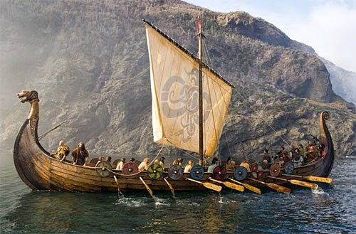 Artful Voyage: Viking Ships - The Horses of the Waves