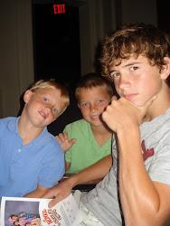 The Goodwin boys
