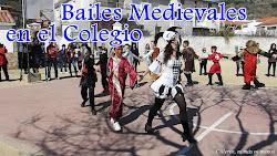 BAILES MEDIEVALES EN EL COLEGIO