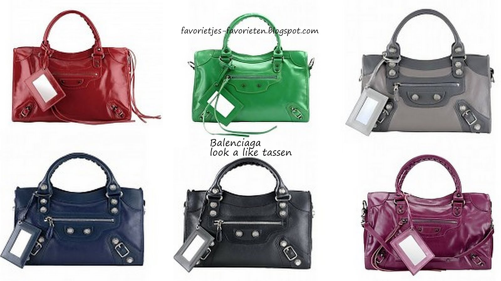 Tassen Online Designen : Balenciaga tas look a like favorietjes favorieten