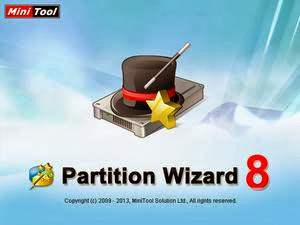 Partition Wizard Professional 8.1 Free Download