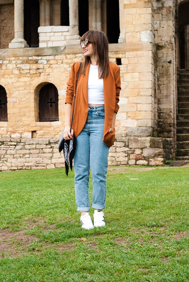 Mum jeans look Pimkie
