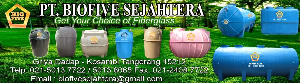 tangki air, tangki solar fiberglass, tangki kimia