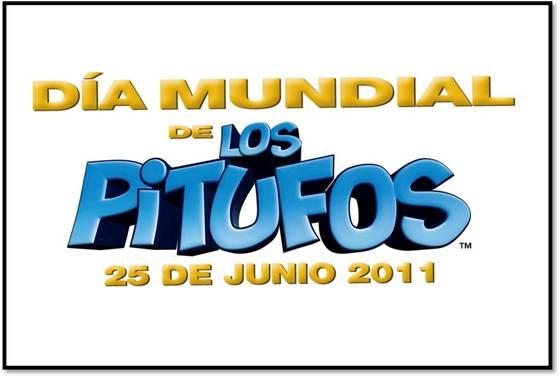 Día Mundial de los Pitufos
