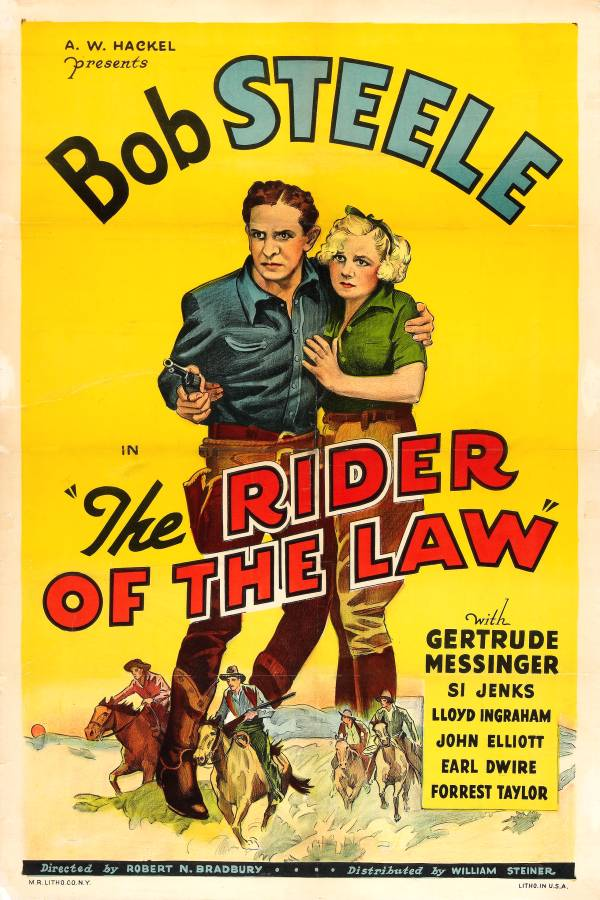 The Rider of the Law movie