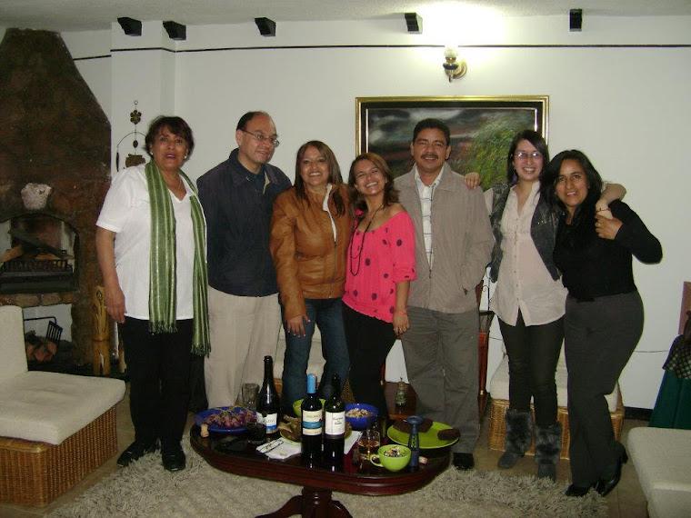 Encuentro de Poetas MP Bogotá 2012