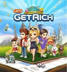 Line Let's Get Rich Versi 1.3.1 Apk Zombie Map! - January 2016