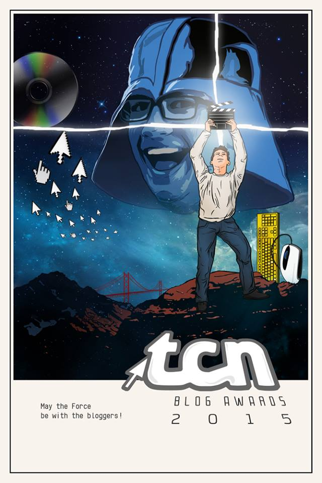 TCN Blog Awards Cinema/TV 2015