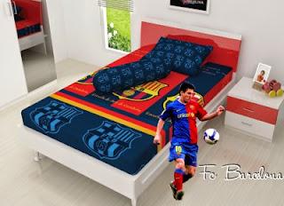 Sprei Kintakun FC Barcelona