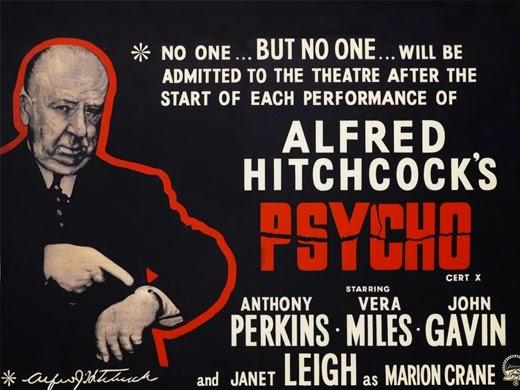 Psycho movie year