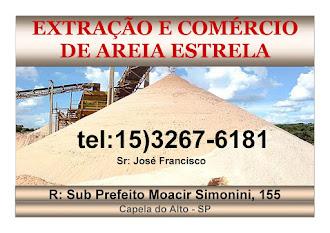EXTRAÇÃO E COMÉRCIO DE AREIA ESTRELA