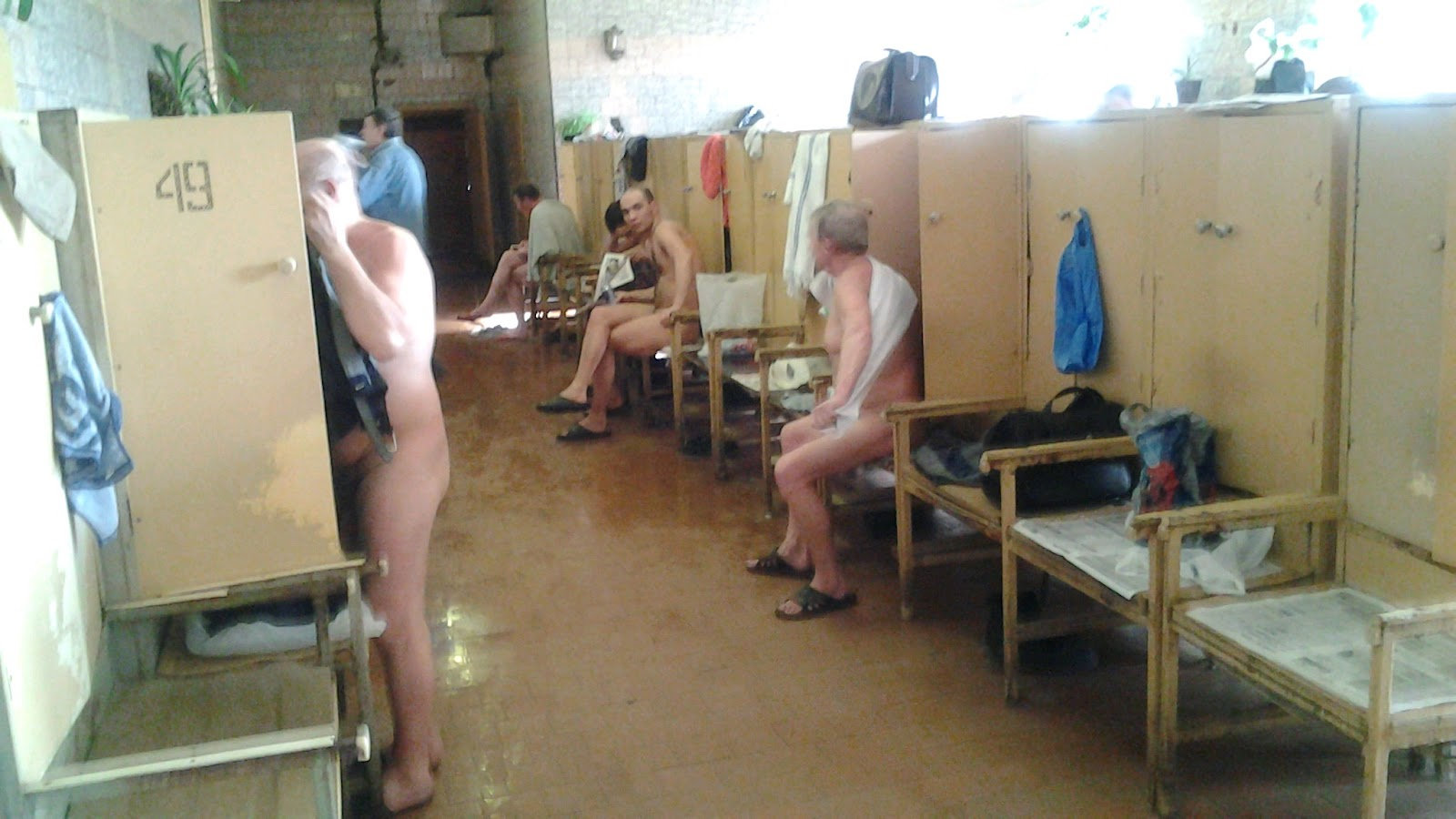 С бабушкой в баню бесплатно 12 фотография