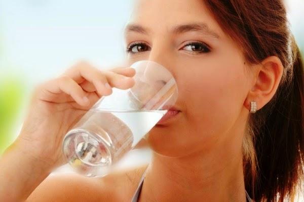 kekurangan minum air masak
