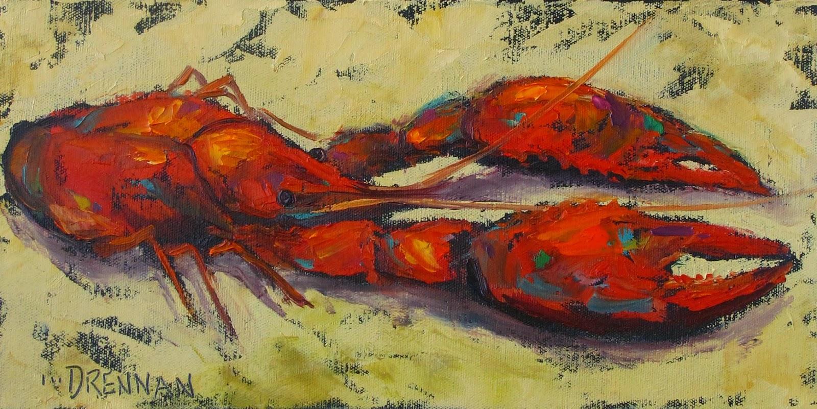 New Paintings For Red River Revel Foodoil