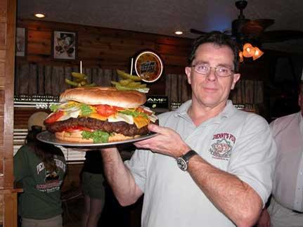 big foods chalenge or not
