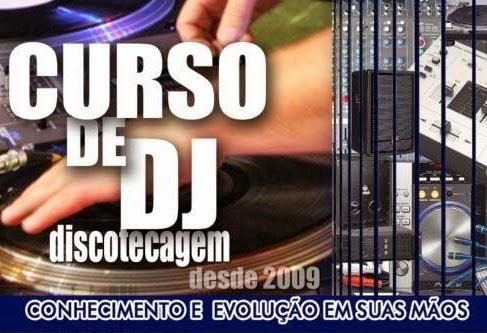 Atividade de Formação - Curso de DJ's (São Paulo)