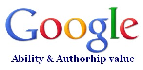 google ability and authorship