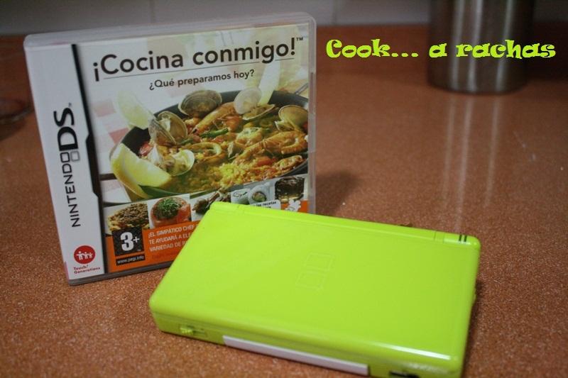 Cook a rachas goulash ds for Cocina conmigo ds