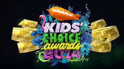 Kids Choice Awards 2014 Vote