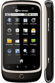 Micromax Android Mobile Micromax A70