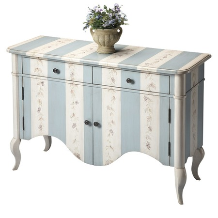 breakfast at anthropologie painted cottage furniture