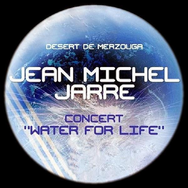 Jean Michel Jarre - Live Sahara 2006