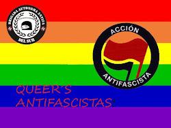 Página de Queer´s Antifa.