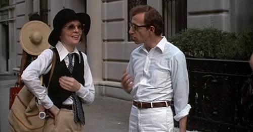 woody allen film 1977