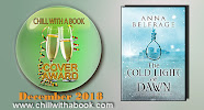 Cover of the Month December - The Cold Light of Dawn by Anna Belfrage