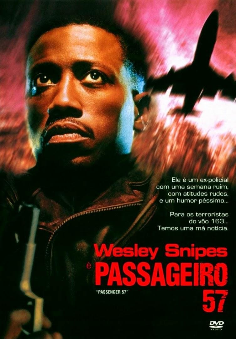 Passageiro 57 – Dublado (1992)
