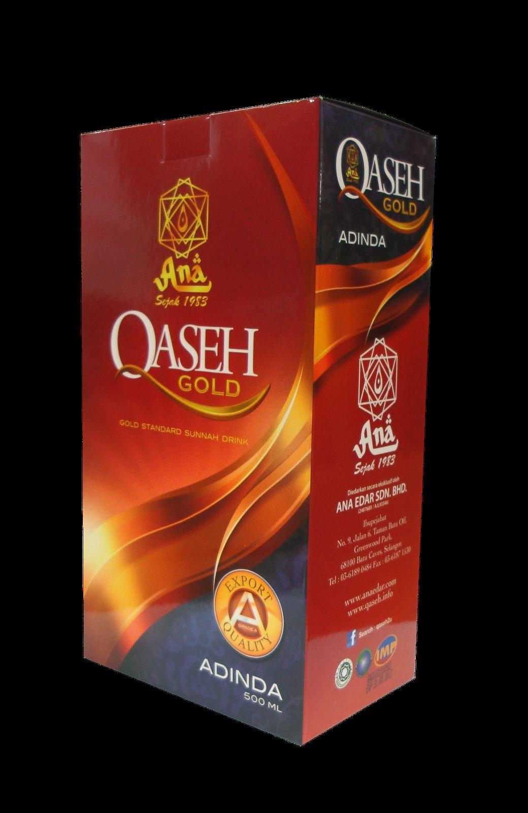 Produk QASEH GOLD