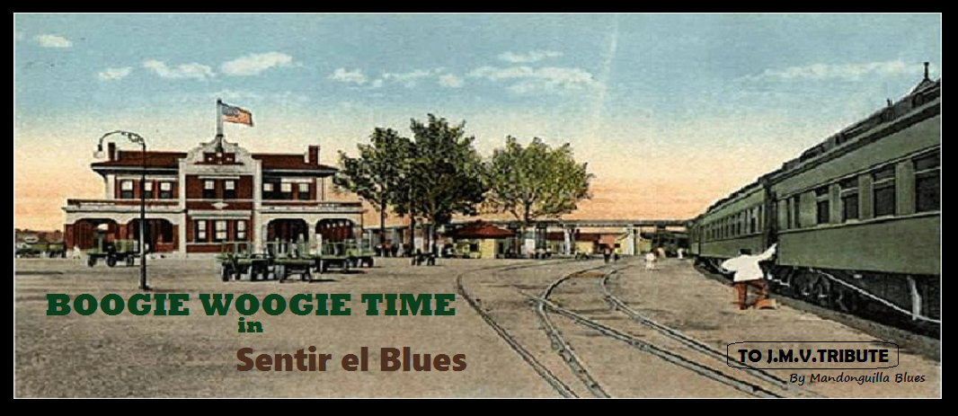 BOOGIE WOOGIE TIME in SENTIR EL BLUES