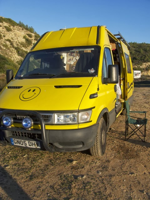 An Iveco Van Is Very Spacious And A Good Quality Vehicle For Camper Conversion Especially If You Want Room All Your Comforts Extra Storage