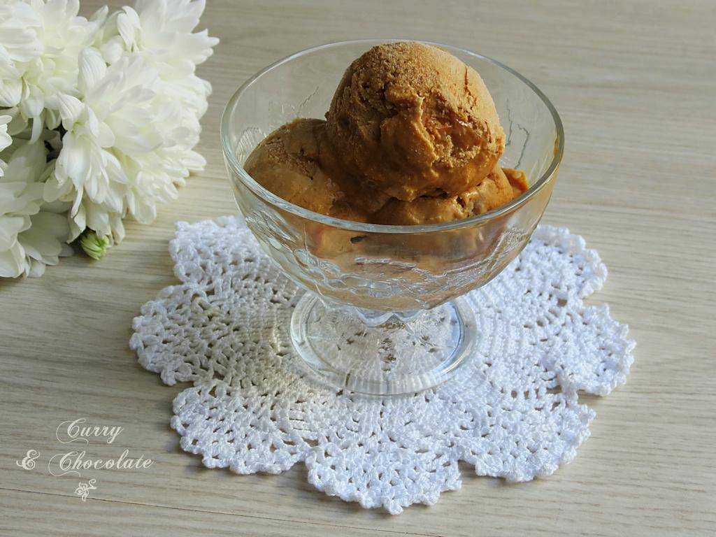 Helado de dulce de leche – Dulce de leche ice cream